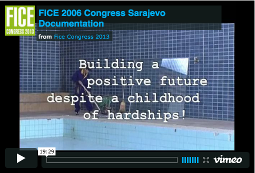 FICE 2006 CONGRESS SARAJEVO DOCUMENTATION FICE